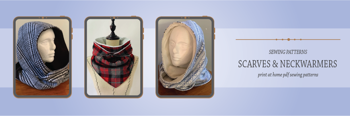 SCARVES, NECK WARMERS AND GAITERS