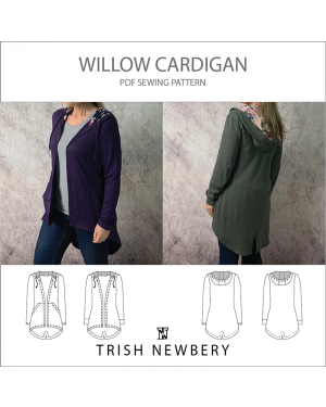 The Willow Cardigan 2032
