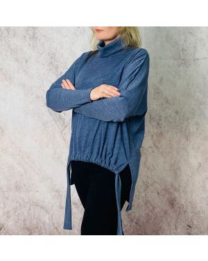 Beth Comfy Cowl Sweater 2034