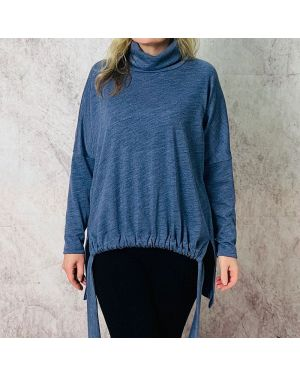 Beth Comfy Cowl Sweater #2034