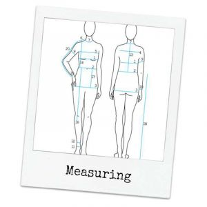 Free Blank Measurement Chart