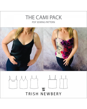 Pattern #1837 The Cami Pack