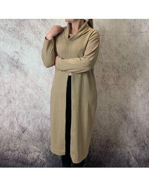 Echo Roll neck longline Sweater