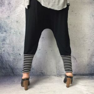 Pattern 1808 Drop Crotch Harm Joggers