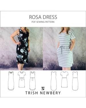 Pattern 2024 Rosa Dress