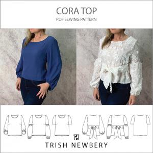 Cora Top Pattern 2029