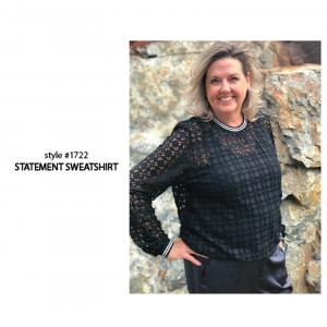 Pattern 1722 Statement Sweatshirt