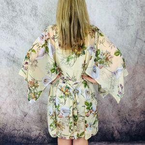 Pattern 1903 Kelly Kimono Style Robe