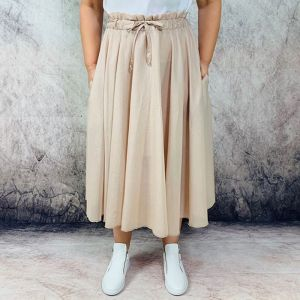 Pattern 1909 Wendy Woven Paper Bag Waist Circle Skirt