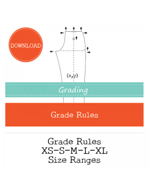 Print At Home Grade Rules for Sewing Patterns