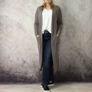 Ruby Duster Cardi Sewing Pattern #2037